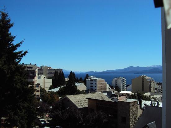 Hotel Cambria : Vista desde habitación 505