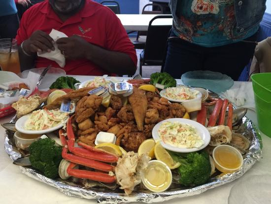 Margie & Ray's Crabhouse: The best seafood ever!!!!