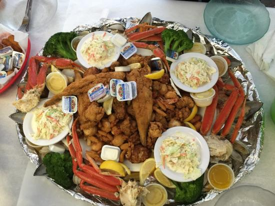 Margie & Ray's Crabhouse: The best seafood experience ever.
