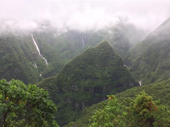 Saint-Benoit, Остров Реюньон: Vallée et cascade de Takamaka
