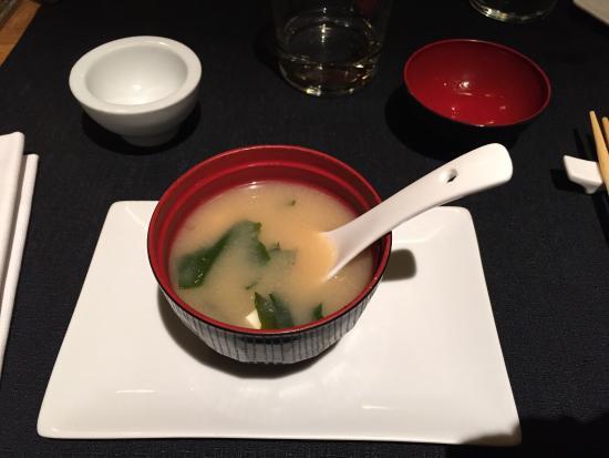 Miyama : zuppa di miso