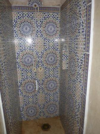 Kasbah Timdaf : our shower