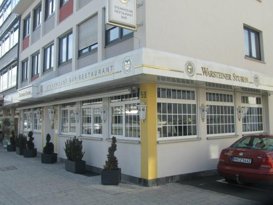 warsteiner stuben steakhouse heilbronn restaurant. Black Bedroom Furniture Sets. Home Design Ideas