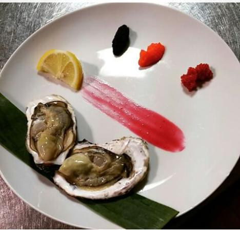Ostriche e caviale foto di ristorante la reggia santa maria al bagno tripadvisor - La reggia santa maria al bagno ...