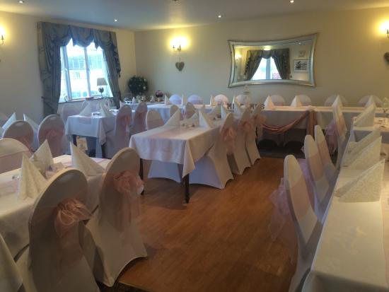 Solway Lodge Hotel: Wedding Breakfast