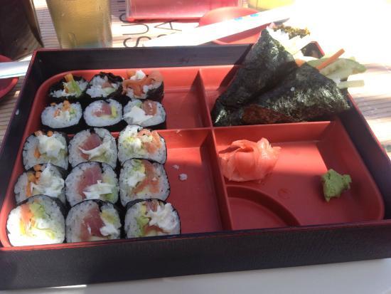 Grand Oasis Sens Sushi Restaurant