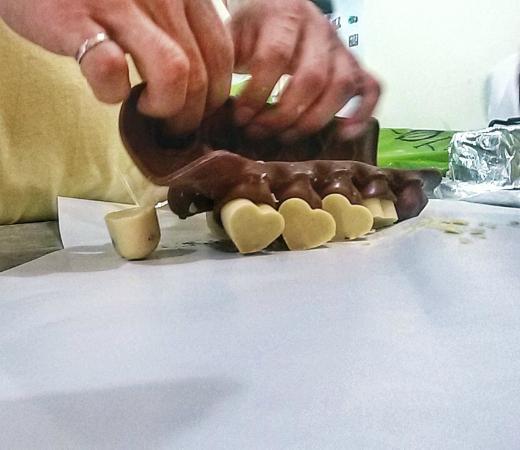 ChocoMuseo Punta Cana : Choose chocolate you like!