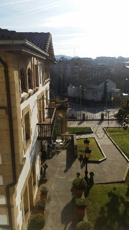 Gran Hotel Durango : Vistas desde habitacion