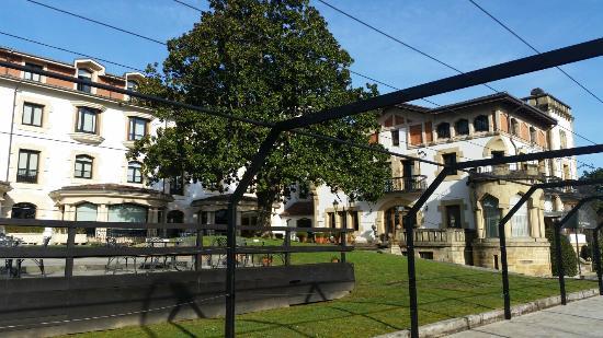 Gran Hotel Durango : Fachada