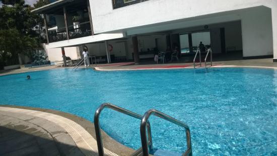 Swimming Pool Picture Of Savera Hotel Chennai Madras Tripadvisor