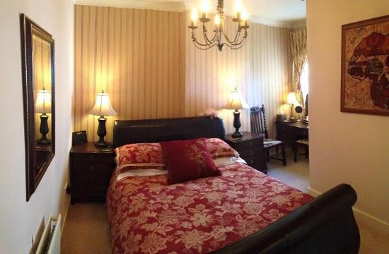 Victoria Cottage B & B: Hansom bedroom
