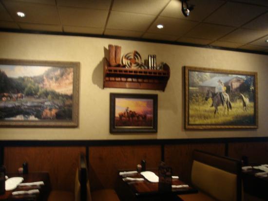 longhorn steakhouse more decore - Decore