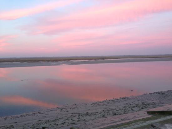 Boisfontaine : Stunning March sunset