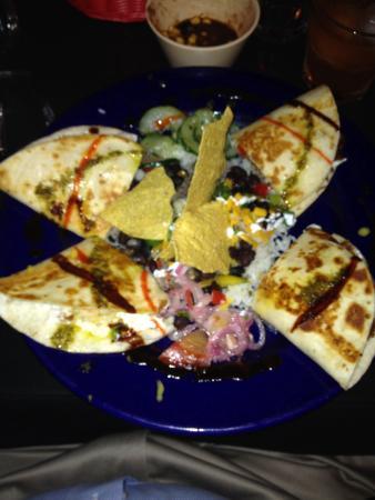 Rolando's Restaurante: Quesadillas
