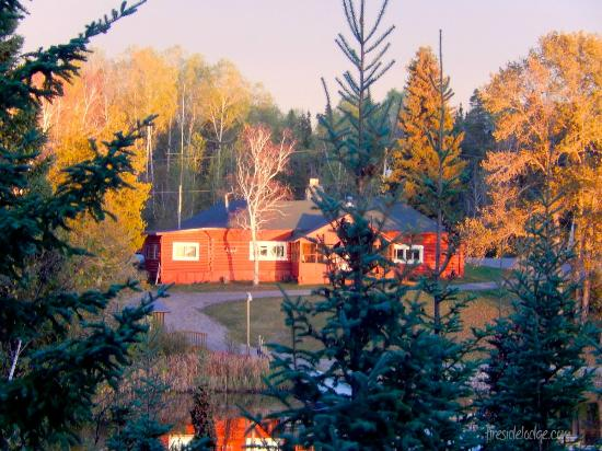 Experience the Autumn glow at Fireside Lodge