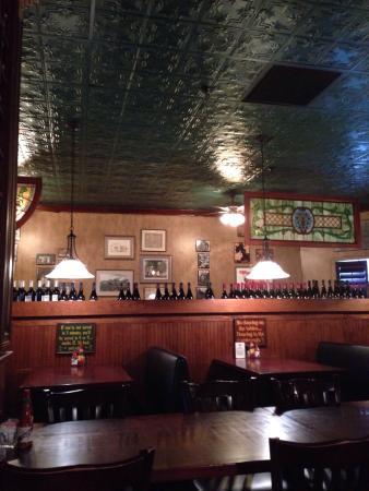 Crescent City Grill: Interior shot