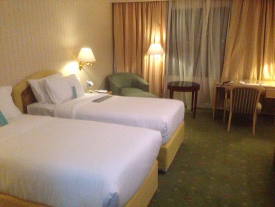 Le Meridien Heliopolis: Room