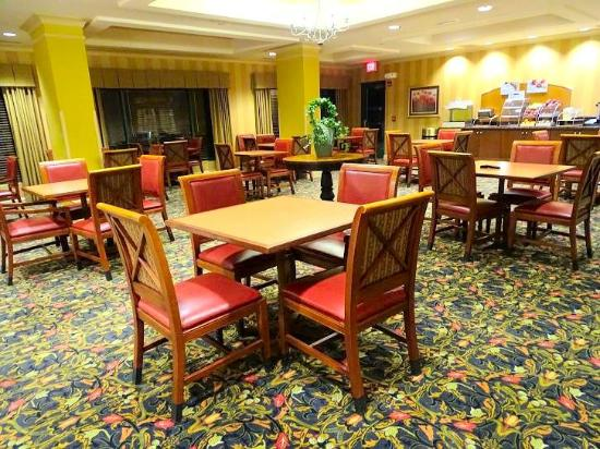 Holiday Inn Express & Suites Florence I-95 & I-20 Civic Ctr : dining