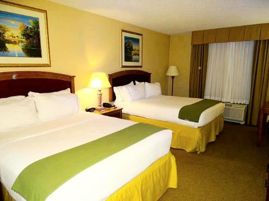 Holiday Inn Express & Suites Florence I-95 & I-20 Civic Ctr: room