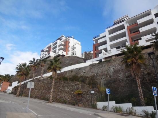 Apartamentos Fuerte Calaceite: The Hotel blocks