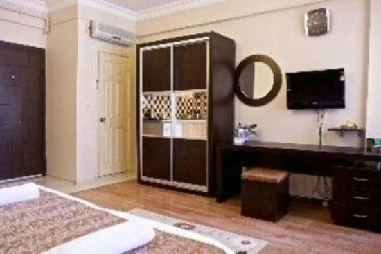 Adonis House Taksim: meu quarto