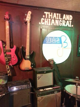 Baan Don Sod Jazz & Blues Studio