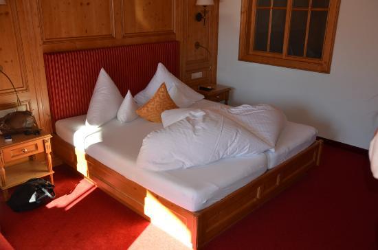 Hotel Gletscherblick: Suite familiale, lit parental