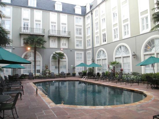 our room picture of bourbon orleans hotel new orleans. Black Bedroom Furniture Sets. Home Design Ideas