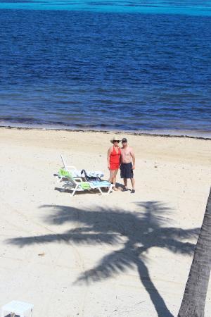 Sugar Beach Condo Resort: Beach at Sugar Beach
