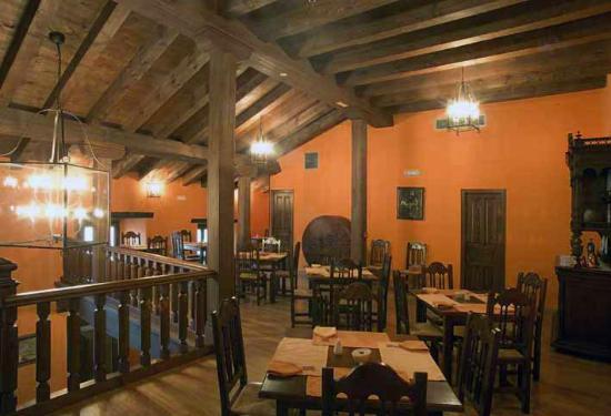 Hotel Venta Juanilla : Planta de arriba de la cafetería