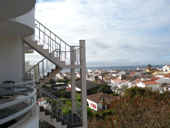 Hotel Ponta Delgada: Vista do quarto
