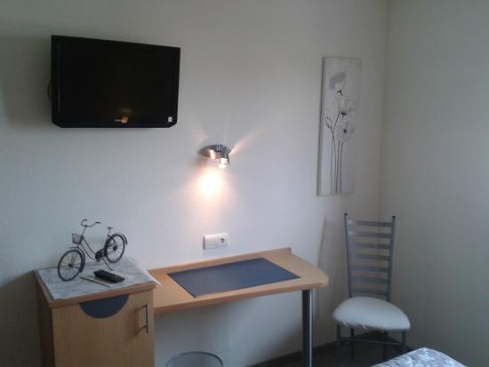 Hotel Des Bois : Chambre double Standard
