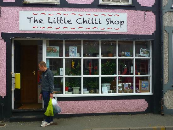 ‪The Little Chilli Shop‬
