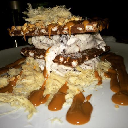 Soho: crazy dessert