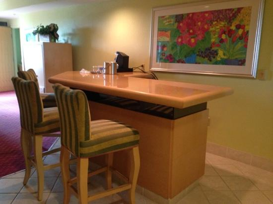 Small bar area - Picture of Miccosukee Resort & Gaming, Miami ...