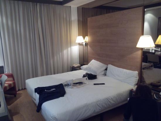 Hotel Puerta de Burgos: Habitacion estandar