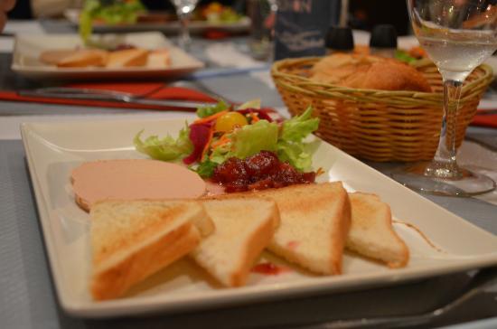 Le Billot: Foie Gras