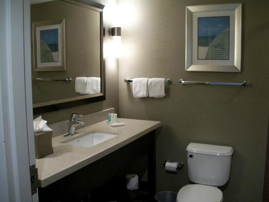 Comfort Suites Miami Airport North : very clean
