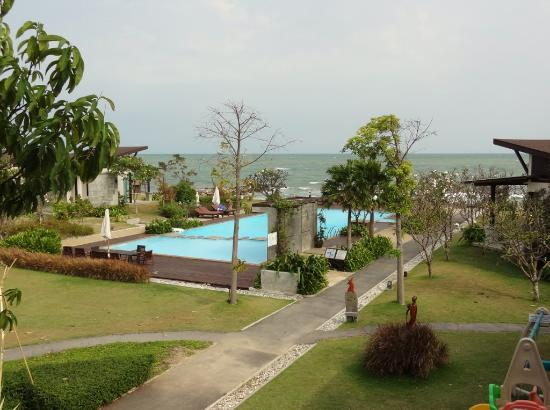 I-Tara Resort & Spa: Great views