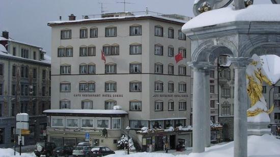 Hotel Sonne Restaurant