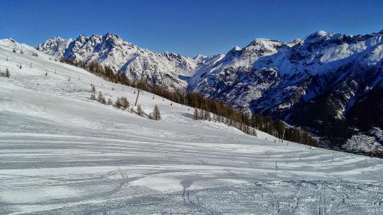 Puy-Saint-Vincent, Γαλλία: pistes de ski 2
