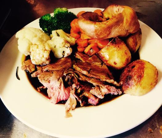 The Anchor Inn: Sunday roast