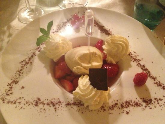 Le Rustic : dessert
