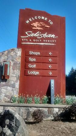 Salishan Spa and Resort Golf Shop