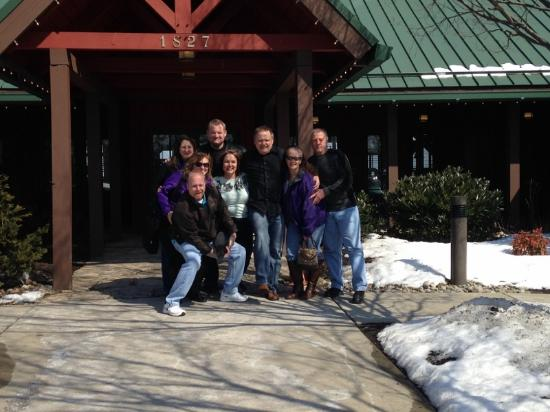 The Grille & Pub at Mountain Branch: Good times at the Mountain Branch Grille.