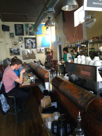 City O City : Coffee bar