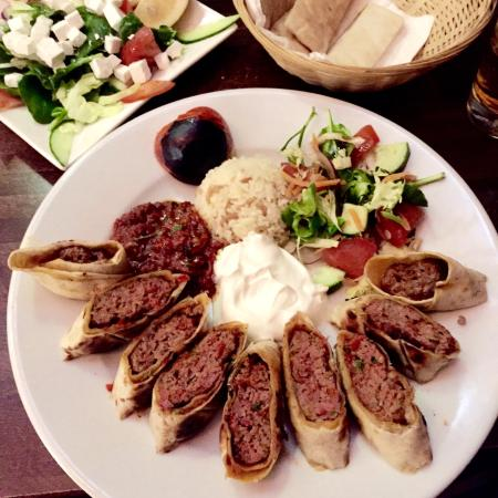 Ottoman Turkish Newcastle: Lamb Betyi.