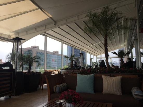 Terraza Del Bar Picture Of The St Regis Mexico City