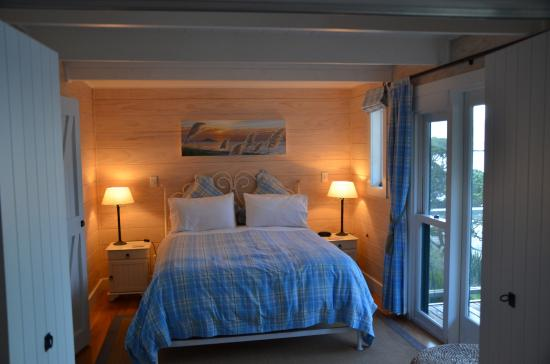 Beach Lodge: Main bedroom