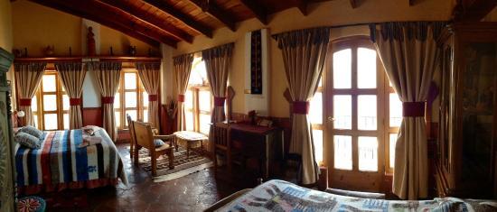Hotel La Casa del Mundo: Suite